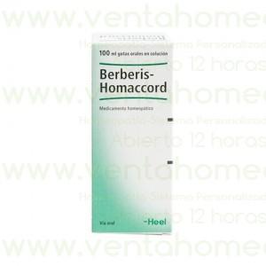 BERBERIS HOMACCORD 100 ML GOTAS