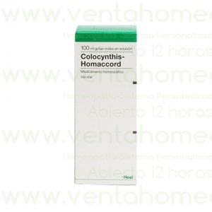 COLOCYNTHIS HOMACCORD 100 ML GOTAS
