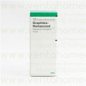 GRAPHITES HOMACCORD 100 ML GOTAS