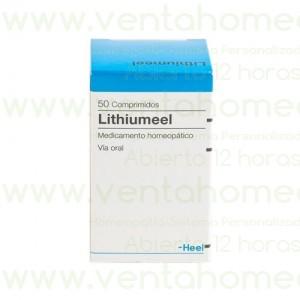 LITHIUMEEL 50 COMPRIMIDOS