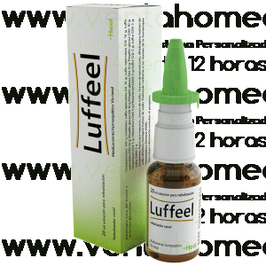 LUFFEEL 20 ML SPRAY NASAL
