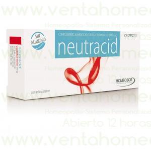 NEUTRACID 40 COMPRIMIDOS 1,250 G