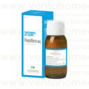Passiflora GHL 60 ml - Lehning