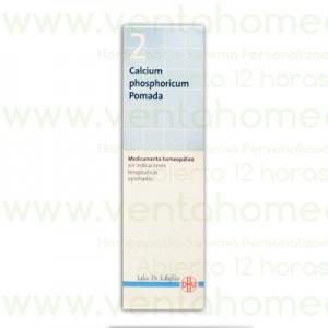 DHU - POMADA SCHÜSSLER Nº2 CALCIUM PHOSPHORICUM (50 G.)