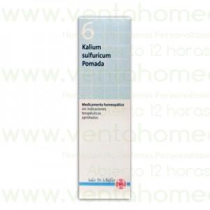 DHU - POMADA SCHÜSSLER Nº6 KALIUM SULFURICUM (50 G.)
