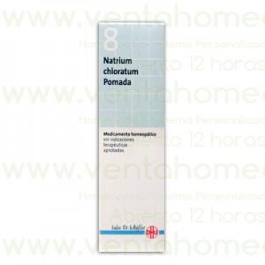 DHU - POMADA SCHÜSSLER Nº8 NATRIUM CHLORATUM (50 G.)