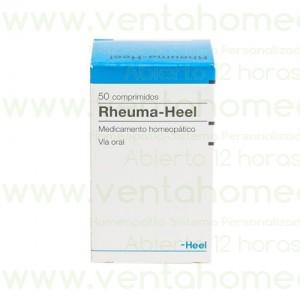 RHEUMA HEEL 50 COMPRIMIDOS