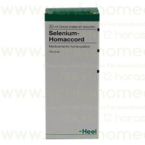 SELENIUM HOMACCORD 30 ML GOTAS