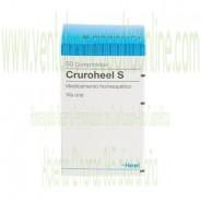 CRUROHEEL S 50 COMPRIMIDOS