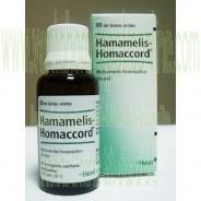 HAMAMELIS HOMACCORD 30 ML GOTAS