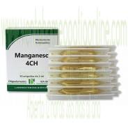 MANGANESO 4CH 30 AMPOLLAS
