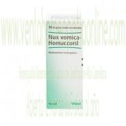 NUX VOMICA HOMACCORD 30 ML GOTAS