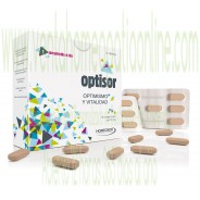 OPTISOR COMP VITAMINAS 28 X 910MG