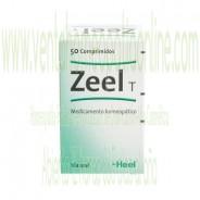 ZEEL T 50 COMPRIMIDOS