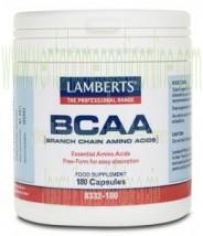 LAMBERTS  BCAA   180 CAPSULAS