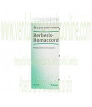 BERBERIS HOMACCORD 30 ML GOTAS
