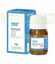 Berberis complejo nº 83 30 ml - Lehning
