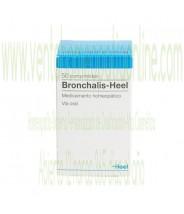 BRONCHALIS HEEL 50 COMPRIMIDOS