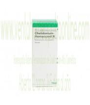 CHELIDONIUM HOMACCORD N 30 ML GOTAS