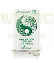 CHINASOR 18 - TIAN MA GOU TENG YIN