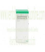 CINNAMOMUM HOMACCORD N 30 ML GOTAS