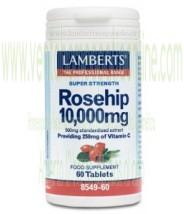 LAMBERTS  Escaramujo 10.000 mg  60 TABLETAS