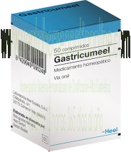 GASTRICUMEEL 50 COMPRIMIDOS