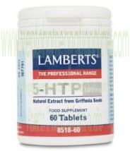 LAMBERTS 5-HTP 100 mg 60 TABLETAS