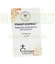 MAGFOSPAG 60 CAPSULAS