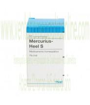 MERCURIUS HEEL S 50 COMPRIMIDOS