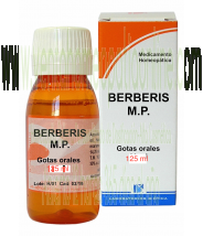 BERBERIS M.P. 125ML