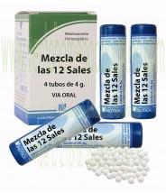 MEZCLA DE LAS 12 SALES GRANULOS