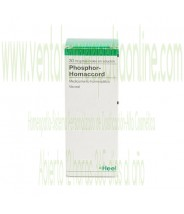 PHOSPHOR HOMACCORD 30 ML GOTAS