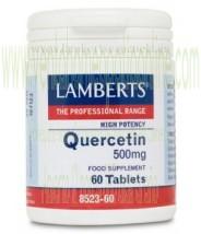 LAMBERTS Quercitina 500 mg 60 TABLETAS