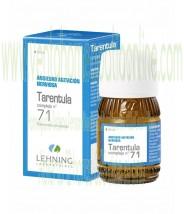Tarentula complejo nº 71 30 ml - Lehning