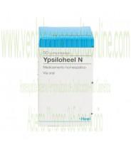 YPSILOHEEL N 50 COMPRIMIDOS